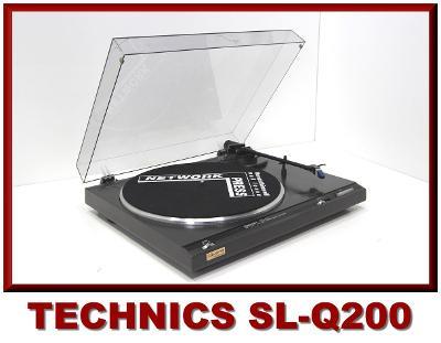 Kvalitní Gramofon TECHNICS **Quartz Direct Drive**Polo Automatická**