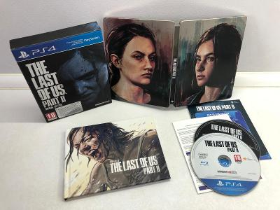 Hra The Last of Us 2 Special edition PlayStation 4 (PS4)