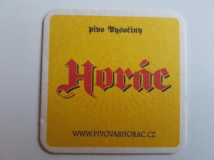 Pivovar  Horac  - Nápojový průmysl