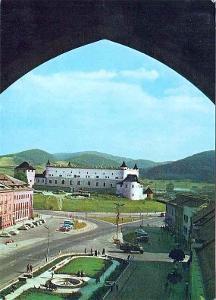 Zvolen, hrad