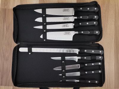 Berndorf Sandrik sada nožů v pouzdře 9 ks