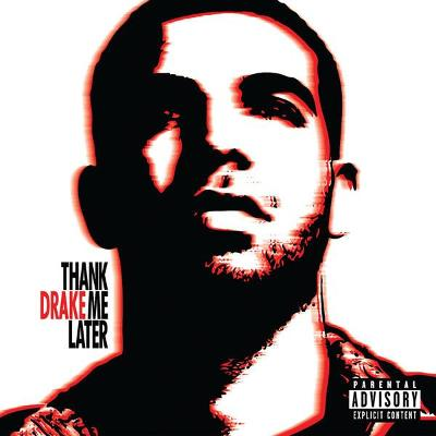 DRAKE-THANK ME LATER CD ALBUM 2010.
