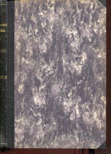 Časopis Domácí dílna, ročník VI./1913, čísla: 2., 4