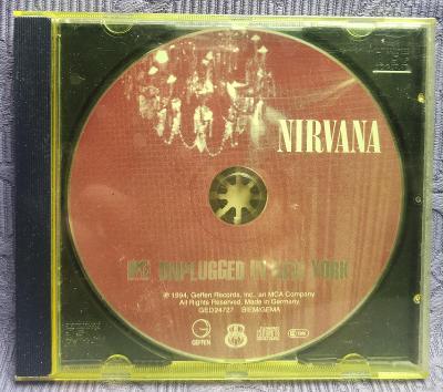 CD - Nirvana ( 1994 )