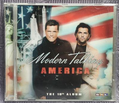 CD - Modern Talking  ( 2001 )