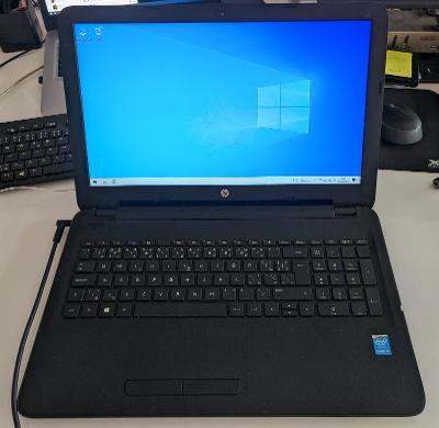 Notebook HP 250 Intel i3-5005U / 6 GB RAM DDR3 / 1 TB HDD / Windows 10