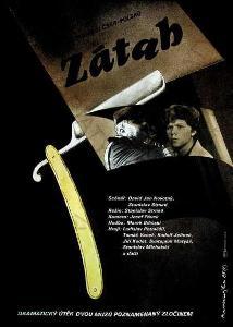 Zátah Dimitrij Kadrnožka film plakát A3