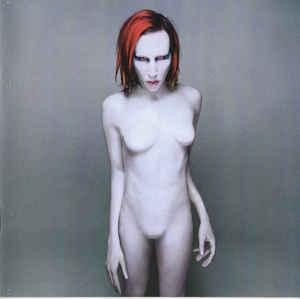 MARILYN MANSON - Mechanical Animals - CD 1998 metal