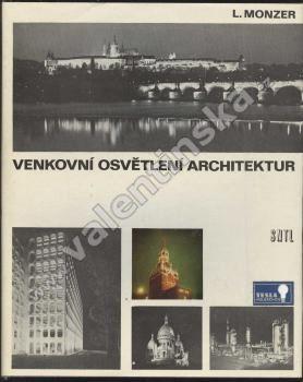 Venkovní osvětlení architektur