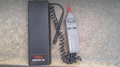 Zerotest 46  revizní přístroj