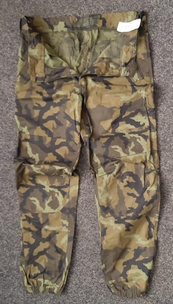 kalhoty vz. 95 - Vojenské