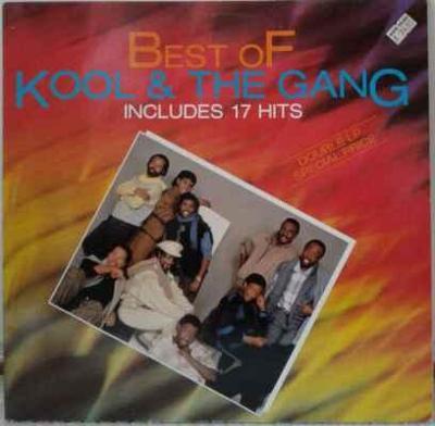 2LP Kool & The Gang - Best Of Kool & The Gang, 1985 EX