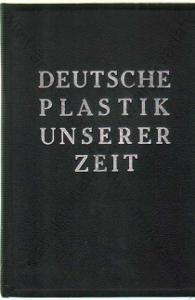 Deutsche Plastik unserer Zeit stereobrýle 1942