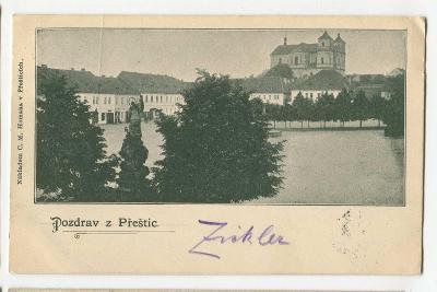 Přeštice, Plzeň jih (pošk.)