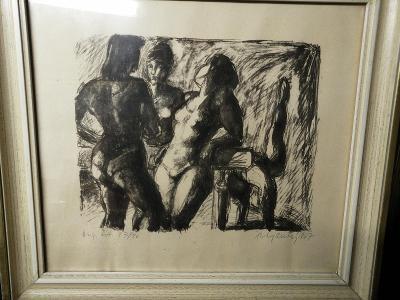 Zajímavá litografie?????