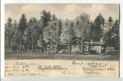Zbiroh - Švabín, Rokycany (pošk.)