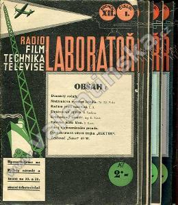 Laboratoř, r. XII. (1938)