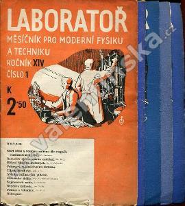 Laboratoř, r. XIV. (1940)