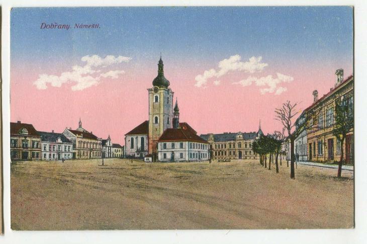 Dobřany, Plzeň jih. - Pohlednice