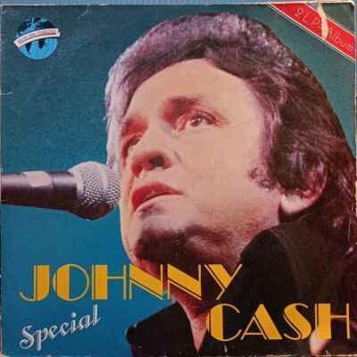 2LP Johnny Cash - Special