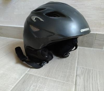 Lyžařská helma přilba CARRERA vel. M #1c15