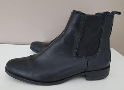 Kožené boty Portugal vel. 38