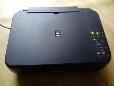 Tiskárna Canon funkční