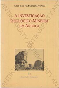 Geologický průzkum - těžba  v Angole (v portugalš)