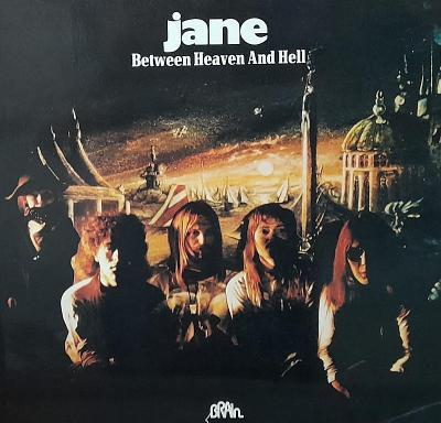 LP JANE-BETWEEN HEAVEN AND HELL
