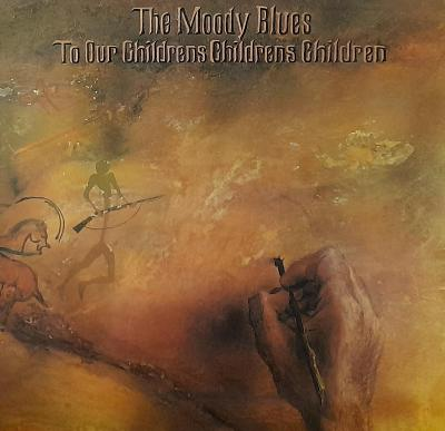 THE MOODY BLUES-TO OUR CHILDRENS CHILDRENS CHILDREN