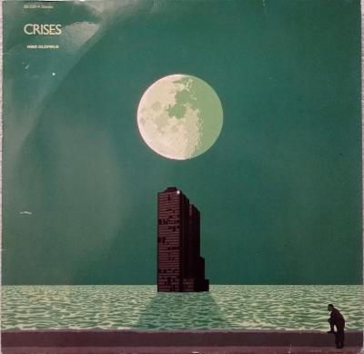 Mike Oldfield - Crisis - VIRGIN 1983 - VG+