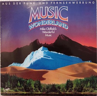 Mike Oldfield - Music Wonderland - VIRGIN 1981 - EX+