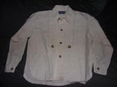 Hystie-dětská tyrolská košile