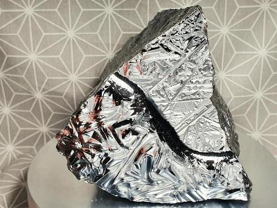 Top Super velké Silicium čistý křemík 99,99% kvalita 101x95x97mm
