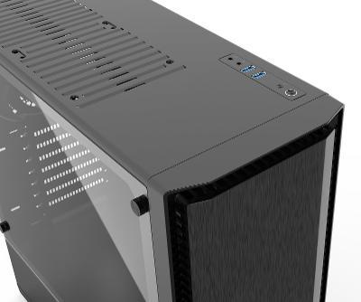 NOVÉ HERNÍ PC: AMD Ryzen 5 5600X, 16GB RAM, 1TB SSD,GTX 1070 Ti Gaming