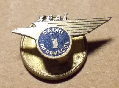 Odznaky  na šroub Radio