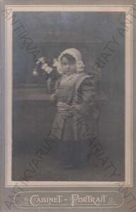 Kabinetní fotografie Cabinet - Portrait