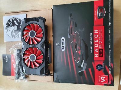 XFX Radeon RX 570 4GB