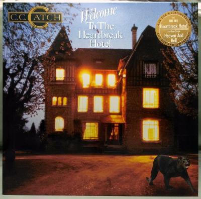 C.C. Catch – Welcome To The Heartbreak Hotel 1986 Germany Vinyl LP