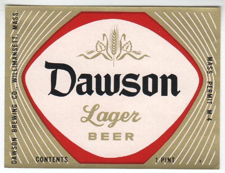 USA Dawson Brg - Willimansett 3 - Nápojový průmysl