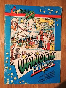Čtyřlístek Vánoční příběhy