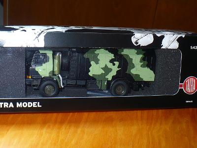 Limitka KADEN:  vojenská TATRA 815 4x4 army (nové, 1I43)