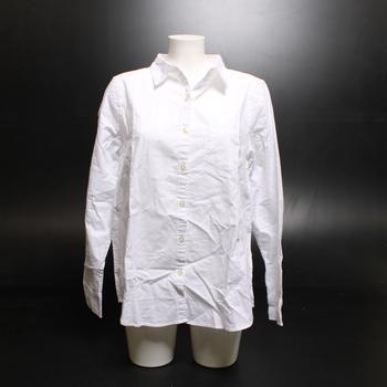 Dámská košile Amazon Essentials bílá