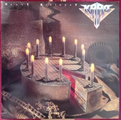 Karo – Heavy Birthday (LP 1988 Germany)