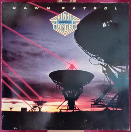 Night Ranger – Dawn Patrol (LP 1983 Germany) - Hudba