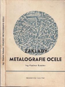 Základy metalografie ocele