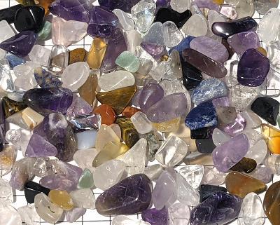 Ještě levněji a ještě víc: Hrst pravých drahých kamenů,  mix 75g