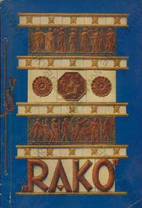 Rako katalog kachlíků cca 1920