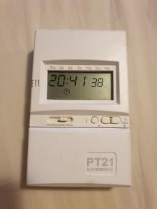 Prostorovy termostat Elektrobock PT21