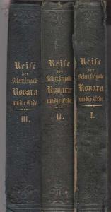 Reise der österreichischen Fregatte Novara 1861